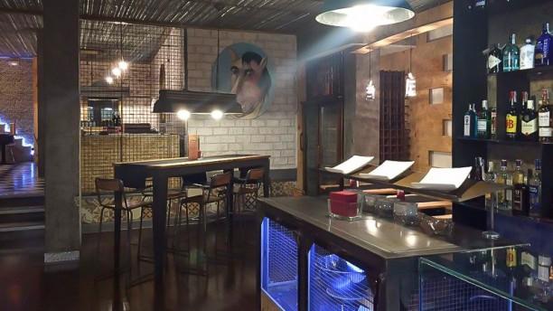 La Pícara Vista sala