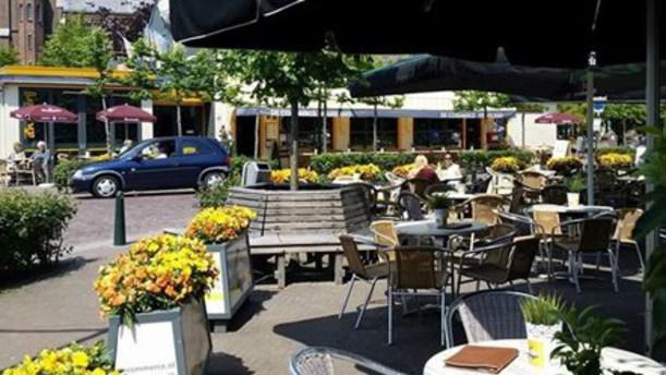 Cafe Restaurant, De Commerce De commerce