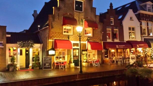 Brasserie De Lantaern Restaurant