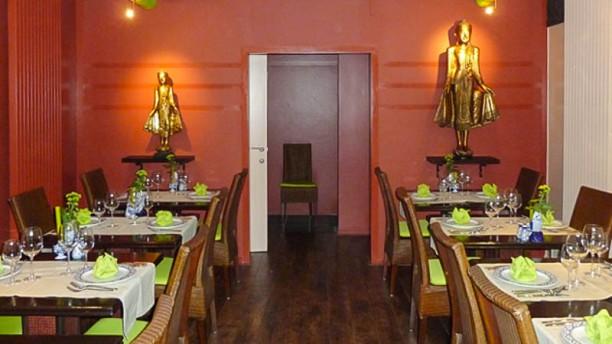 Narai Thai Vue de la salle