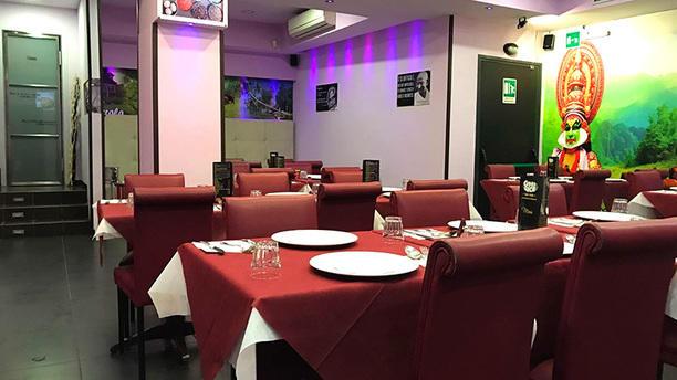 Ghi Rice La sala