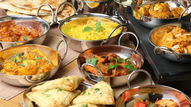 Ghi Rice Specialità indiane