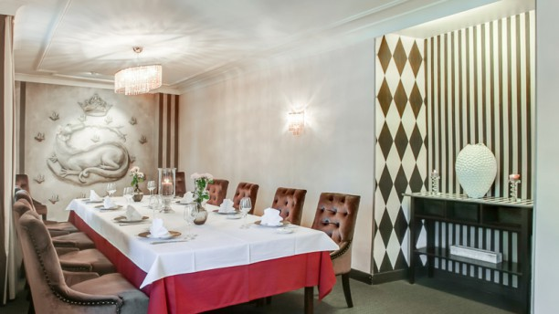 L'Orangerie du Château - Blois in Blois - Restaurant Reviews
