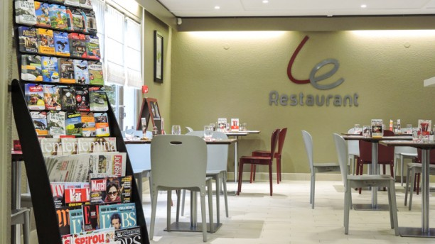 "Campanile Auch "" Le Restaurant "" Salle du restaurant"
