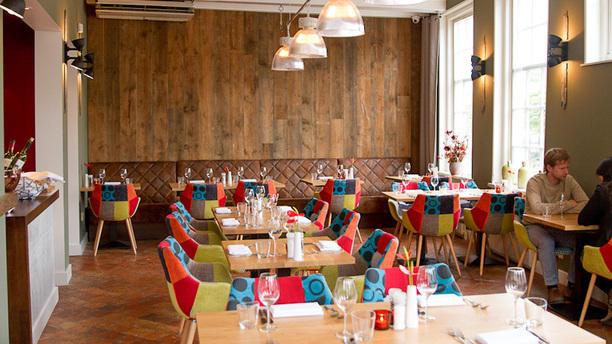 Restaurant Spui Het restaurant