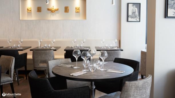 Mazeh Salle du restaurant