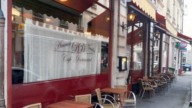 Restaurant 2 La Rue devanture