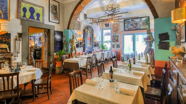 La Cucina Del Garga in Florence - Restaurant Reviews, Menu and ...