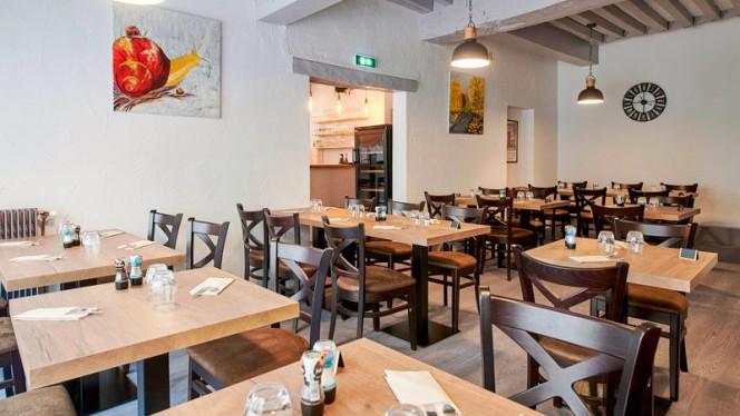 Le Grenier à Sel - Restaurant - Nuits-Saint-Georges