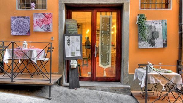 """Taverna """"Il Gozzoviglio"""" esterno"""