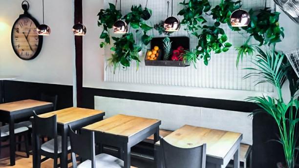 Zoco Comidero Bar Vista sala