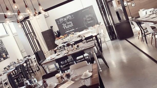 AT57 Caffè e Cucina La sala