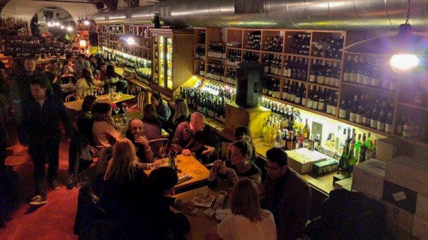 Il Bacaro bar e cucina Restaurantzaal