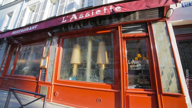 L'Assiette Bienvenue à L'Assiette, Paris 14ème