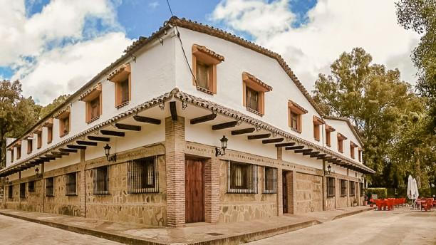 Las Buitreras Vista restaurante