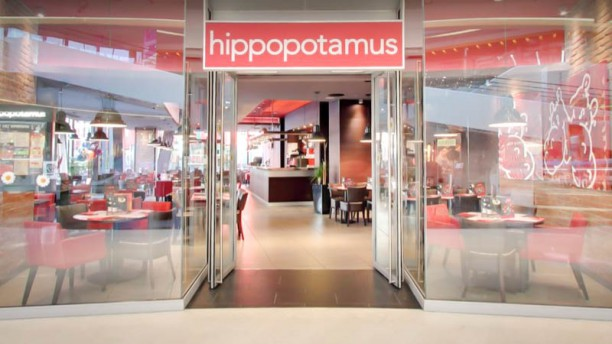 Hippopotamus Kremlin Bicêtre entrée