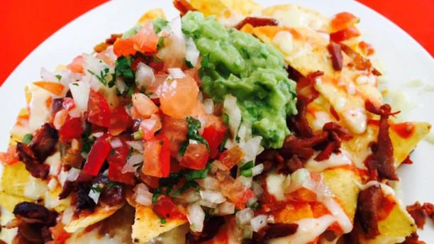Los Guacamoles Sugerencia de plato