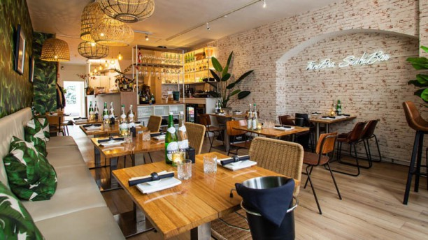 Trinibra Sushi Bar Restaurant