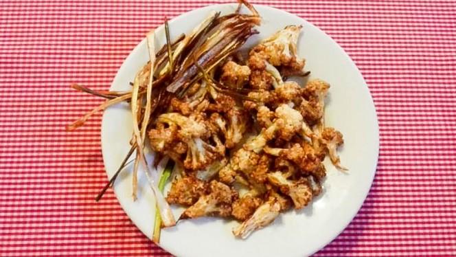 Sugerencia plato - Bodega Restaurante Narciso, Colmenar De Oreja