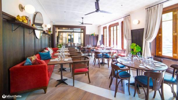 Nola Restaurant Salle du restaurant