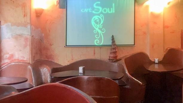 Café del Soul Vista sala