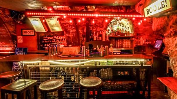 Lizard Lounge Notre Sous-sol