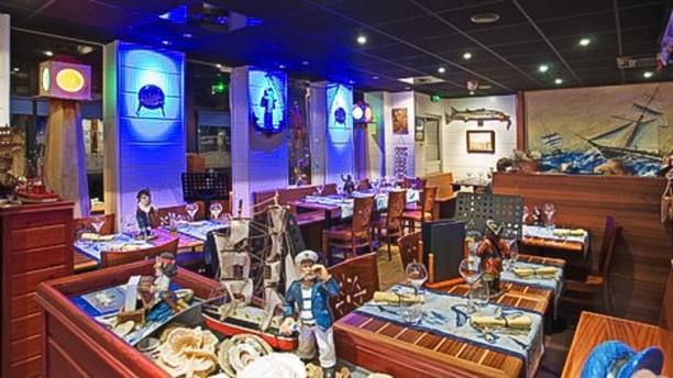 La Taverne de Saint-Malo Salle