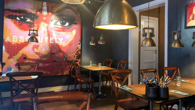 Rum - Mowglis Kök, Stockholm