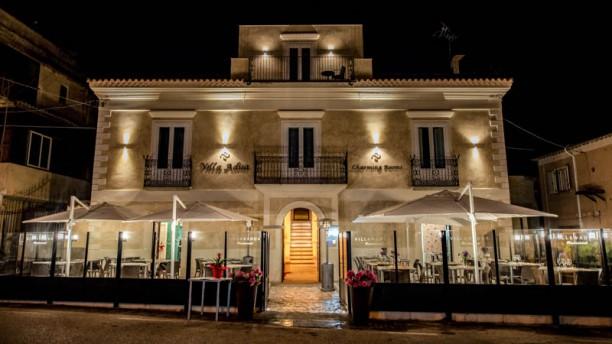 Villa Adua Restaurant Facciata