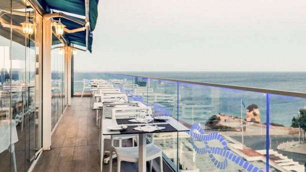 Luca's Rooftop Restaurant Esplanada
