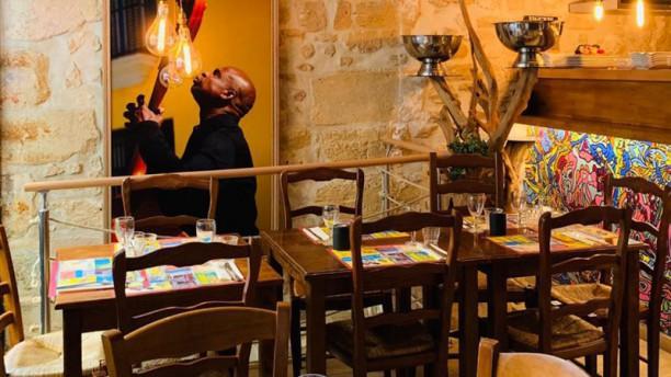 Bonito y Sabroso Salle du restaurant
