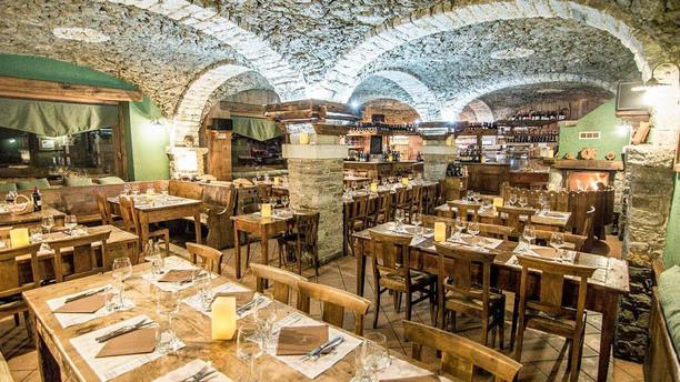 Taverna Coppapan Vista sala