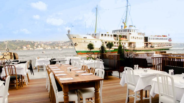 The House Cafe - Ortaköy Teras
