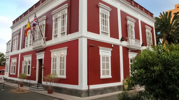 Churchill Vista fachada