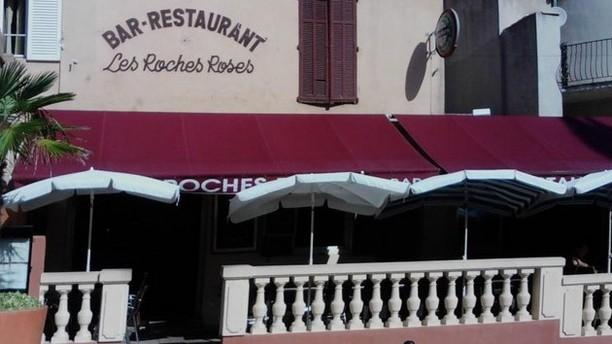Les Roches Roses restaurant