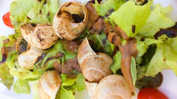 La Pizzeria du Vieux Lavoir escargots