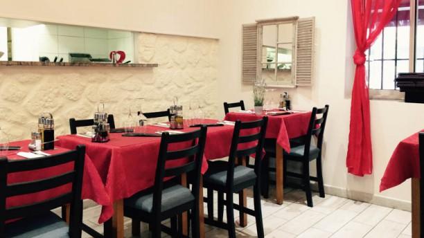 Le Pellegrini Salle du restaurant