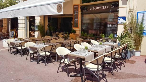 Le Forville Terrasse