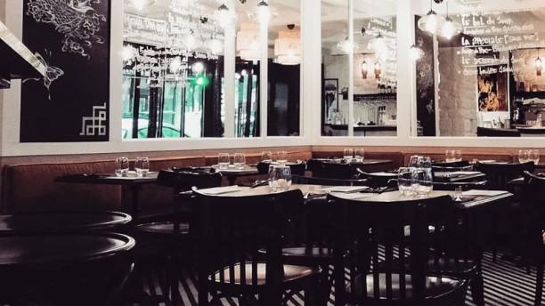 Yün Bistrot Franco-Cantonais Salle du restaurant