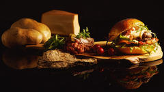 Le French Burger by Philippe Cyril
