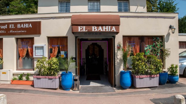 El Bahia Entrée