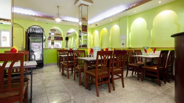 Pondichery Vue de la salle