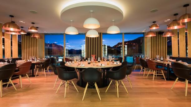 W Verbier - W Kitchen Salle du restaurant
