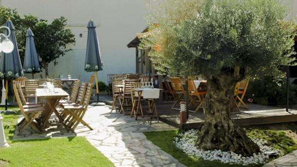 L'Espante Restaurant Terrasse