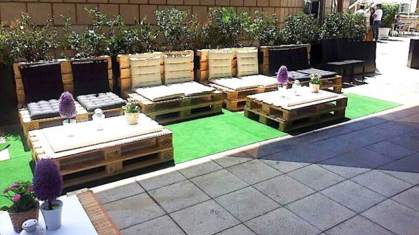 The Room Vista terraza