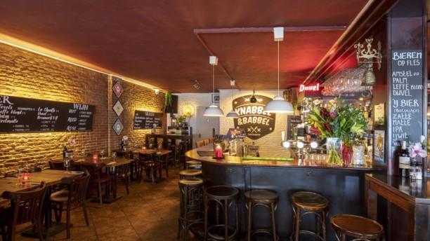 Eetcafé Knabbel en Babbel Restaurant