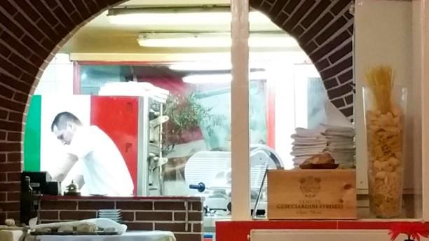 Rocco's Trattoria Pizzeria Keuken