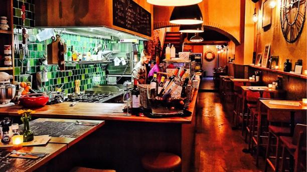Local 1478 Het restaurant