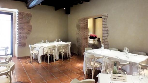 Taverna del mercato Vista sala