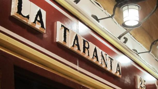 La Taranta Fachada